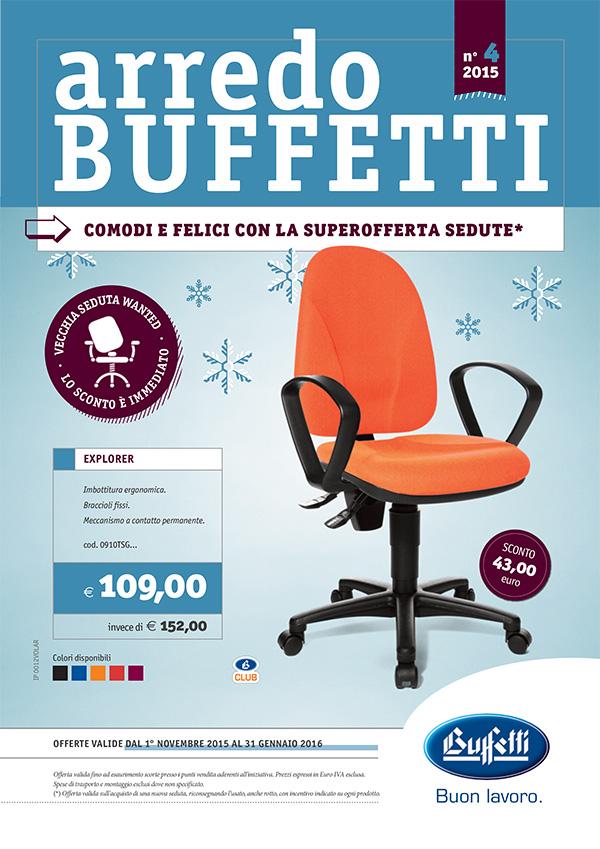 Arredo buffetti le imperdibili offerte autunno inverno for Arredo buffetti