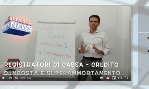 Registratore di Cassa Telematico two meglio che one…….
