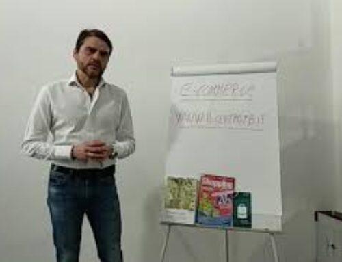 Presentazione  sito ecommerce acquista online