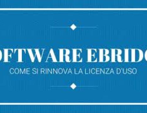 Come rinnovare la licenza scaduta del software ebridge buffetti dylog